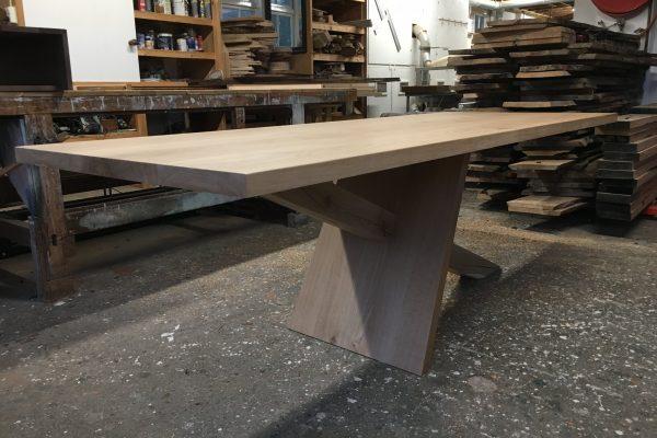 asymmetrische tafel